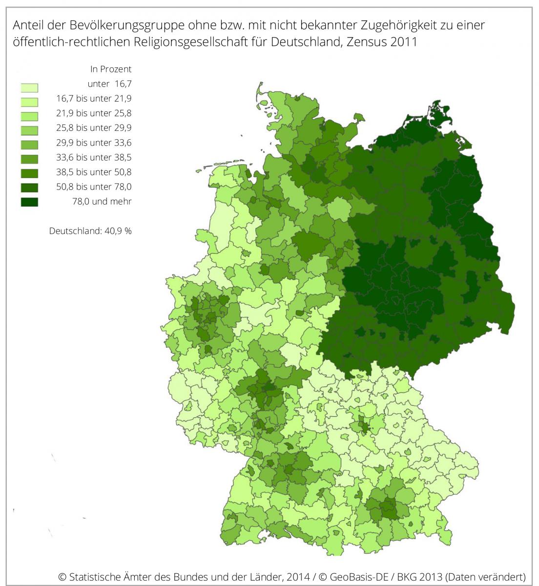 Deutschland Karte Städte.Deutschland 5 Die Säkularisierten Städte Fowid